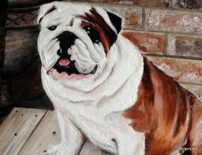 Eryn Bulldog cropped